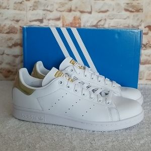 New adidas Stan Smith Leather Sneakers